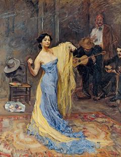 The Dancer Marietta di Rigardo