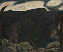 The Dark Mountain, No. 2
