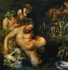 The Drunken Satyr