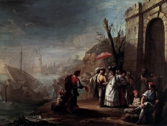 The Embarkation