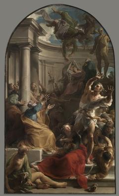 The Fall of Simon Magus