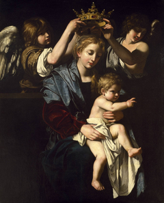 The House of Saints with Saint Catherine