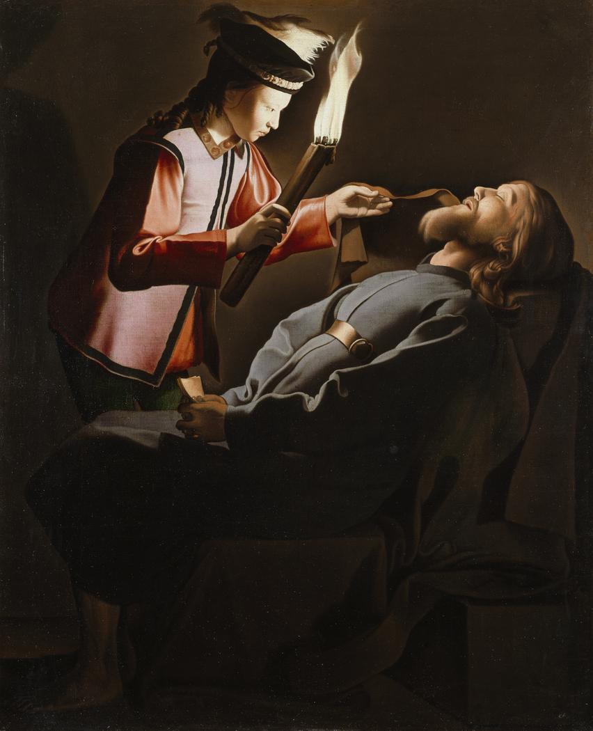 The Image of Saint Alexis