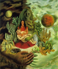 The Love Embrace of the Universe, the Earth (Mexico), Myself, Diego and Señor Xólotl