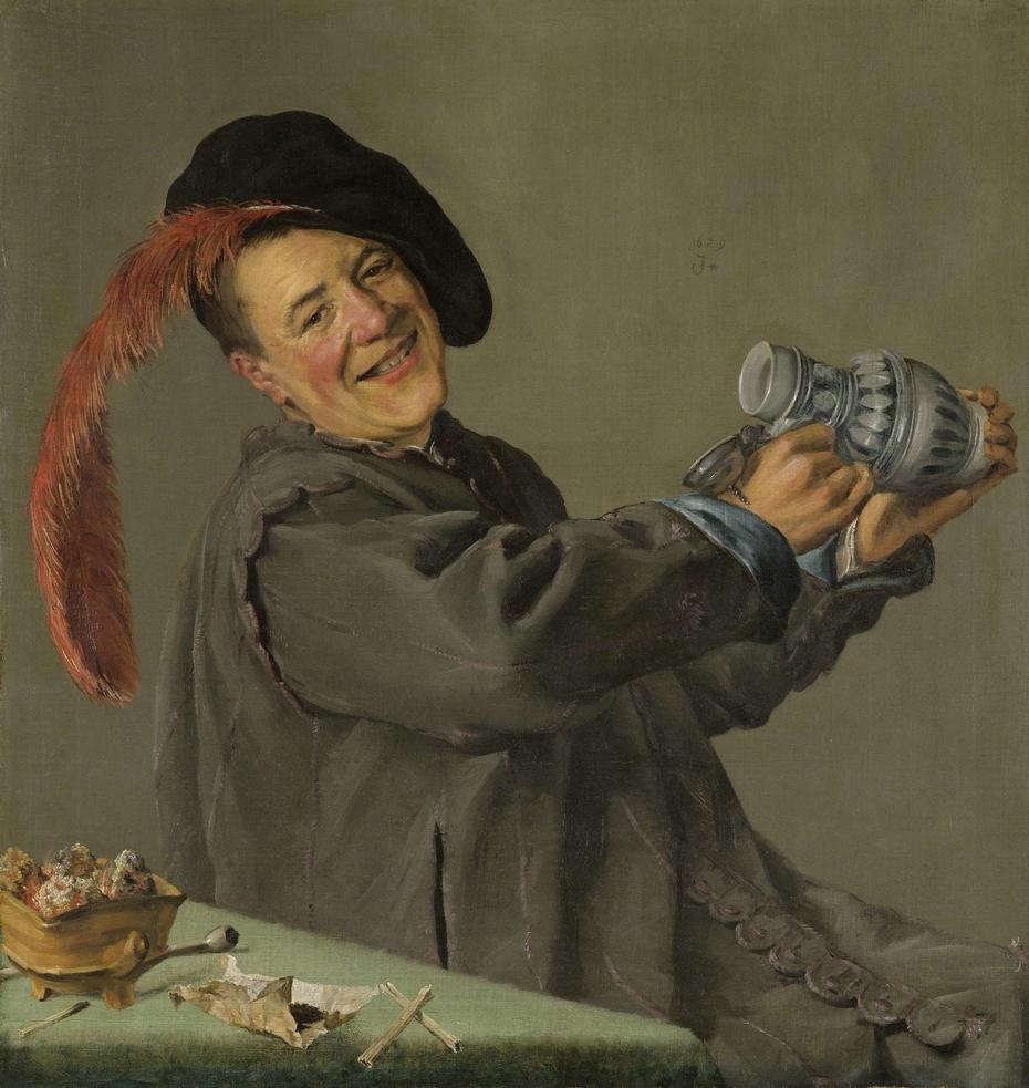 The Merry Drinker (Jolly Toper)