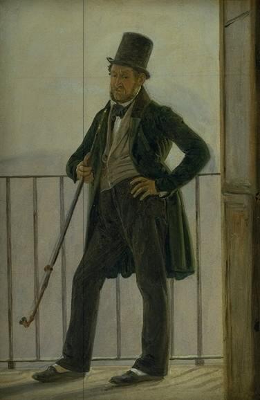 The Painter Albert Küchler