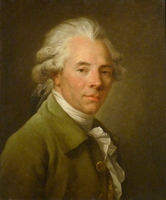 The Painter Joseph Vernet in 1782