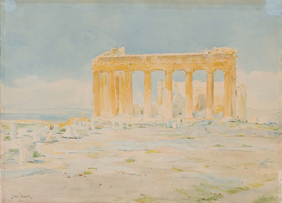The Parthenon, East Facade