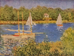 The Seine at Argenteuil