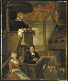 The Sleeping Congregation