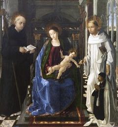 The Virgin of the Knight of Montesa