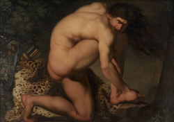 The Wounded Philoctetes