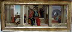 Three Scenes from the Story of Esther