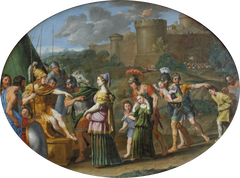 Timoclea Before Alexander the Great
