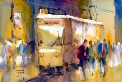 Tram no.3, Prague (3)