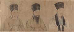 Twenty-five bust portraits of famous scholars
