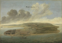 Two Views of Dutch East India Company Trading Posts: Lawec in Cambodia and Banda in the Southern Moluccas