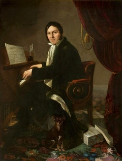 Portrait of Karol Kurpiński