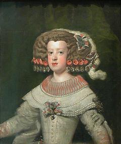 L'Infante Marie-Thérèse (Madrid, 1638-Paris, 1683), future reine de France