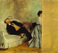 Monsieur et Madame Edouard Manet