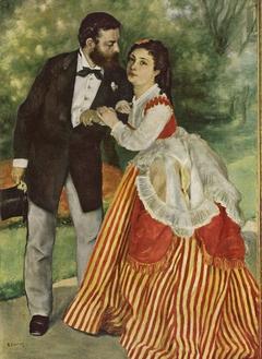 A Couple (Les Fiancés)