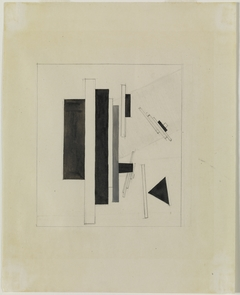 Untitled (Suprematist Composition)