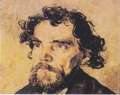 Portrait of a male person