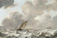 Vessels in a Moderate Breeze