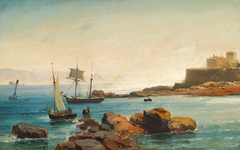 View of Guernsey.
