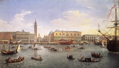 View of Venice from the Island of San Giorgio