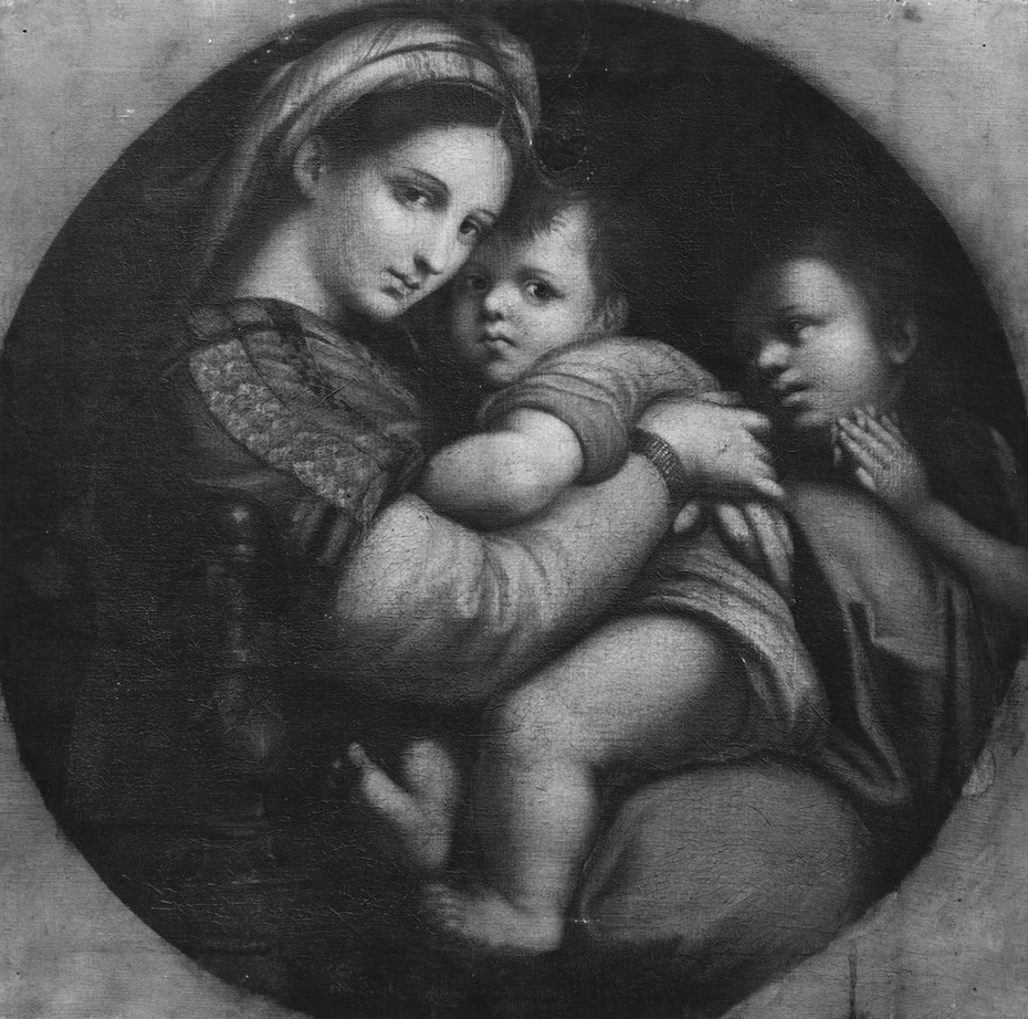 Virgin and Child with Young Saint John the Baptist