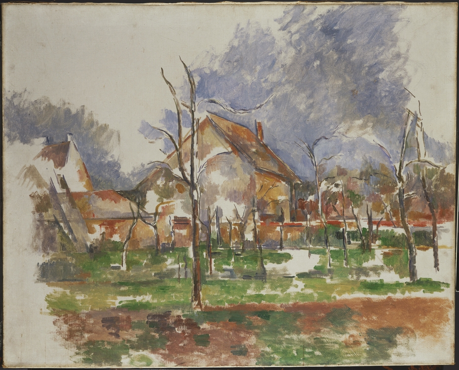 Winter Landscape, Giverny