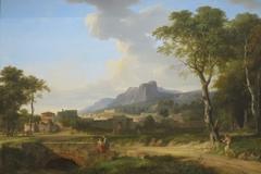 A Capriccio of Rome with the Finish of a Marathon