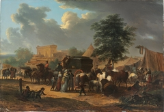 A Horse Market