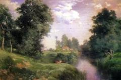 A Long Island River