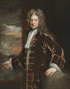 Admiral George Delaval, MP (1668 -1723)