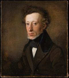 Adolf Bonnier (1806-1867), bokhandlare, förläggare, gift med 1. Ester Philip, 2. Sofi Hirsch