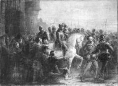 Anno 1579. De mislukte aanslag van Filips van Egmond op Brussel
