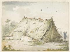 Bouwvallige boerderij