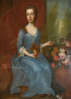Called Alice Dighton (c.1744 - 1790), as a young girl