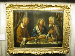 Christ and the Pilgrims at Emmaus