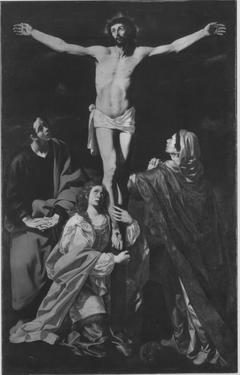 Christus am Kreuz (?)