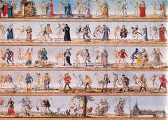 Danse Macabre of Basel