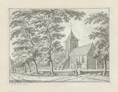 De kerk van Biggekerke