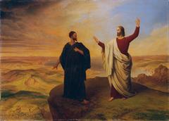 Die Versuchung Christi