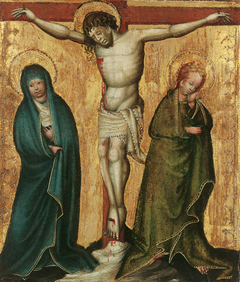 Dreifigurige Kreuzigung