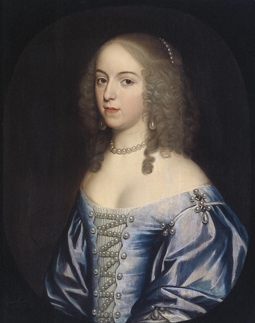 Emilia van Nassau-Beverweerd (1635-1688)