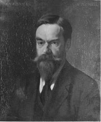 Frans Coenen, conservator Willet-Holthuysen