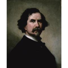 G.P.A. Healy Self-Portrait