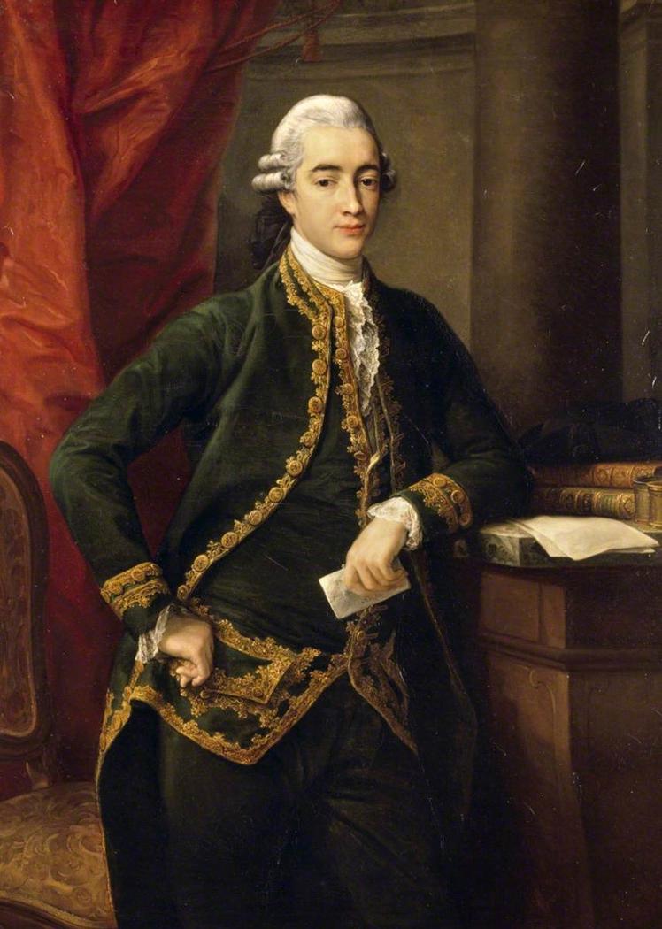 George Edward Henry Arthur Herbert, 2nd Earl of Powis II (1755-1801)